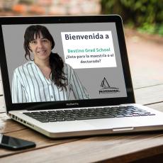 Destino Grad School - Dr. Zaira Arvelo